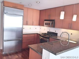Photo 4: DOWNTOWN Condo for rent : 2 bedrooms : 325 7th Ave #806 in San Diego