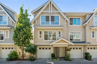 Photo 1: 11 6450 199 STREET in North Delta: Willoughby Heights Townhouse for sale ()  : MLS®# F1417861