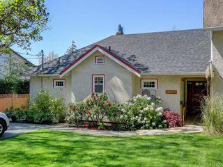 Photo 1:  in VICTORIA: SE Lambrick Park Half Duplex for sale (Saanich East)  : MLS®# 813035