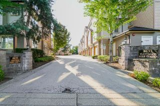 """Main Photo: 41 8633 159TH Street in Surrey: Fleetwood Tynehead Townhouse for sale in """"FLEETWOOD ROSE GARDENS"""" : MLS®# R2613318"""