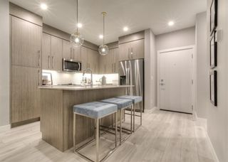 Photo 9: 417 383 Smith Street NW in Calgary: University District Apartment for sale : MLS®# A1145534