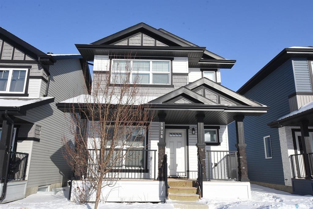 Main Photo: 2926 Ridgway Avenue in Regina: Hawkstone Residential for sale : MLS®# SK839889