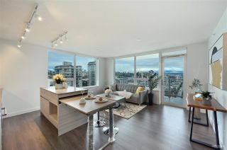 """Photo 2: 2911 908 QUAYSIDE Drive in New Westminster: Quay Condo for sale in """"RIVERSKY 1"""" : MLS®# R2535436"""
