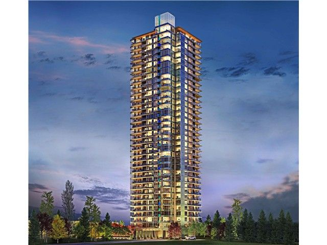 Main Photo: 2302 5883 Barker Avenue in Burnaby: Central Park BS Condo for sale (Burnaby South)