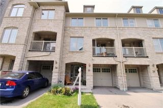 Photo 1: 36 Linnell Street in Ajax: Central East House (3-Storey) for sale : MLS®# E4220821