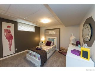 Photo 15: 11 Cotswold Place in Winnipeg: St Vital Residential for sale (South East Winnipeg)  : MLS®# 1606270