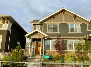 Main Photo: 952 Mahogany Boulevard SE in Calgary: Mahogany Semi Detached for sale : MLS®# A1147110
