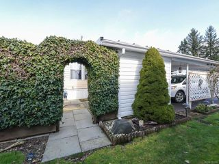 Photo 24: 18 1240 WILKINSON ROAD in COMOX: CV Comox Peninsula Manufactured Home for sale (Comox Valley)  : MLS®# 780089