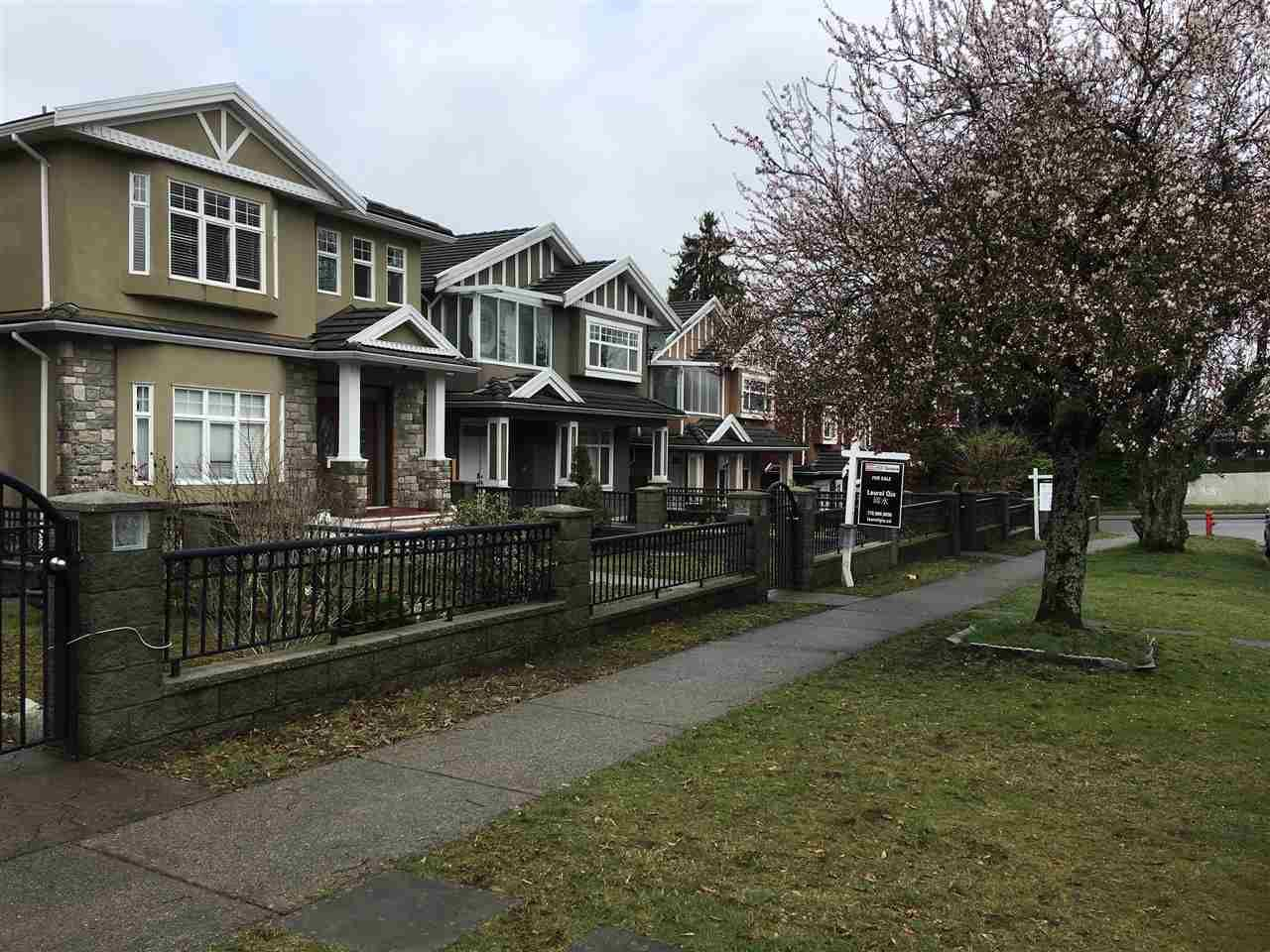 """Main Photo: 5749 CREE Street in Vancouver: Main House for sale in """"Main"""" (Vancouver East)  : MLS®# R2241377"""