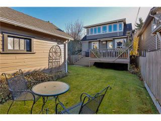 Photo 20: 1919 W 43RD AV in Vancouver: Kerrisdale House for sale (Vancouver West)  : MLS®# V1036296