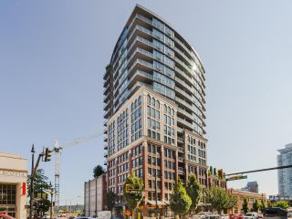 """Photo 2: 910 14 BEGBIE Street in New Westminster: Quay Condo for sale in """"INTERURBAN"""" : MLS®# R2605059"""