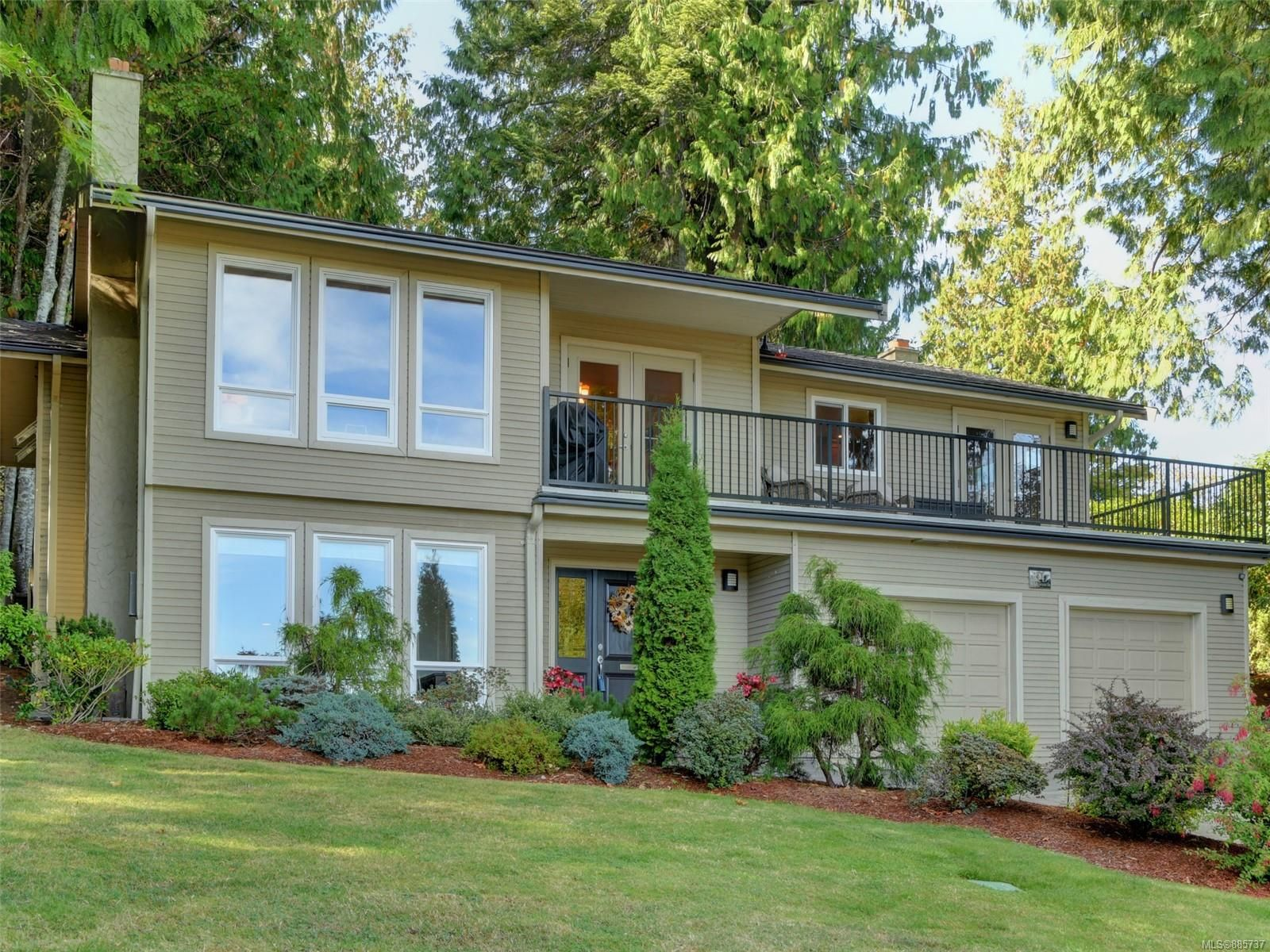 Main Photo: 4747 Amblewood Dr in : SE Cordova Bay House for sale (Saanich East)  : MLS®# 885737