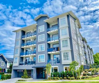 """Photo 1: 317 13628 81A Avenue in Surrey: Bear Creek Green Timbers Condo for sale in """"King's Landing"""" : MLS®# R2591271"""