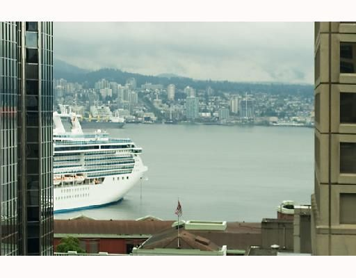 """Main Photo: 1104 438 SEYMOUR Street in Vancouver: Downtown VW Condo for sale in """"CONFERENCE PLAZA"""" (Vancouver West)  : MLS®# V776093"""