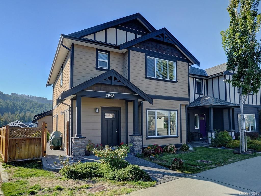 Main Photo: 2998 Alouette Dr in Langford: La Westhills House for sale : MLS®# 772078