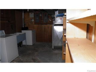 Photo 15: 286 Horace Street in WINNIPEG: St Boniface Residential for sale (South East Winnipeg)  : MLS®# 1528859
