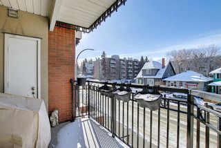 Photo 19: 218 838 19 Avenue SW in Calgary: Lower Mount Royal Apartment for sale : MLS®# A1070596