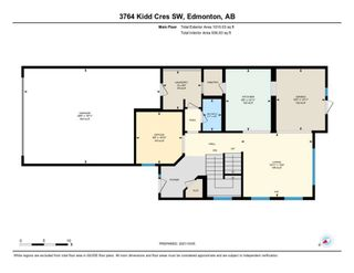 Photo 36: 3764 KIDD Crescent in Edmonton: Zone 56 House for sale : MLS®# E4265991