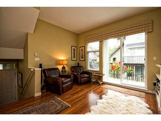 """Photo 4: 752 ORWELL Street in North Vancouver: Lynnmour Townhouse for sale in """"WEDGEWOOD"""" : MLS®# V1016804"""