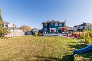 Photo 43: 5016 213 Street in Edmonton: Zone 58 House for sale : MLS®# E4217074