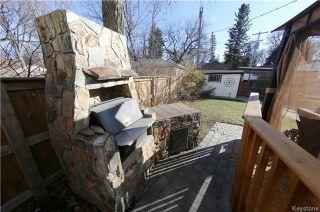 Photo 18: 1202 Grosvenor Avenue in Winnipeg: Residential for sale (1C)  : MLS®# 1728775