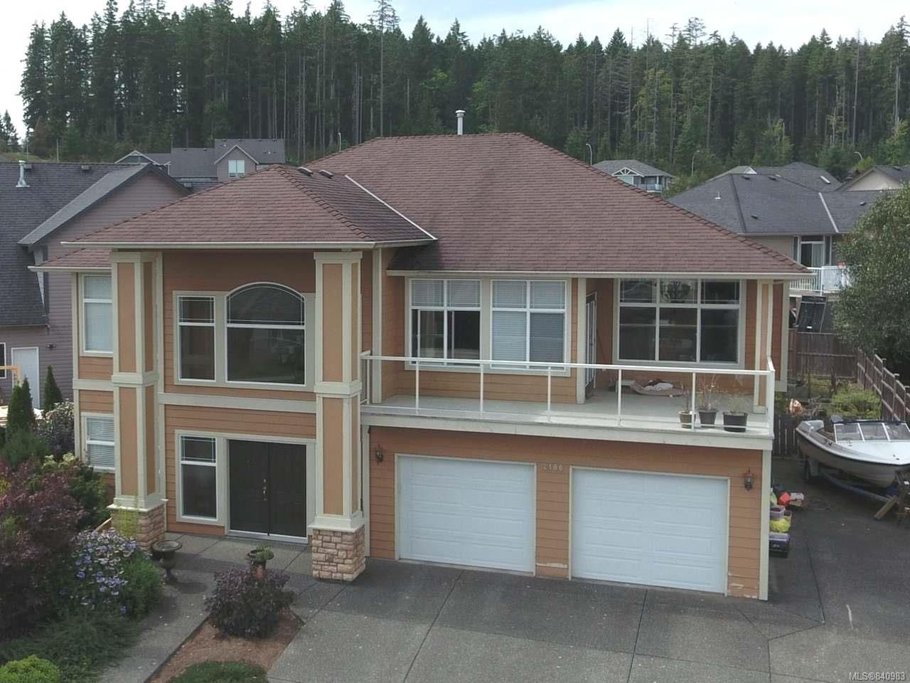 Main Photo: 2186 Varsity Dr in CAMPBELL RIVER: CR Willow Point House for sale (Campbell River)  : MLS®# 840983