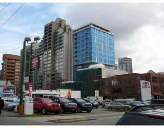"""Photo 1: 1502 1252 HORNBY Street in Vancouver: Downtown VW Condo for sale in """"PURE"""" (Vancouver West)  : MLS®# V702170"""