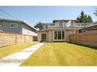 Photo 10: 6697 SPERLING Avenue in Burnaby: Upper Deer Lake 1/2 Duplex for sale (Burnaby South)  : MLS®# V1006037