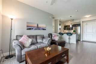 """Photo 9: 316 20068 FRASER Highway in Langley: Langley City Condo for sale in """"Varsity"""" : MLS®# R2473178"""