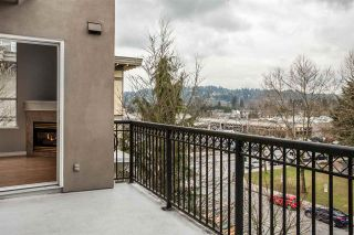 Photo 14: 427 1185 PACIFIC Street in Coquitlam: North Coquitlam Condo for sale : MLS®# R2245688