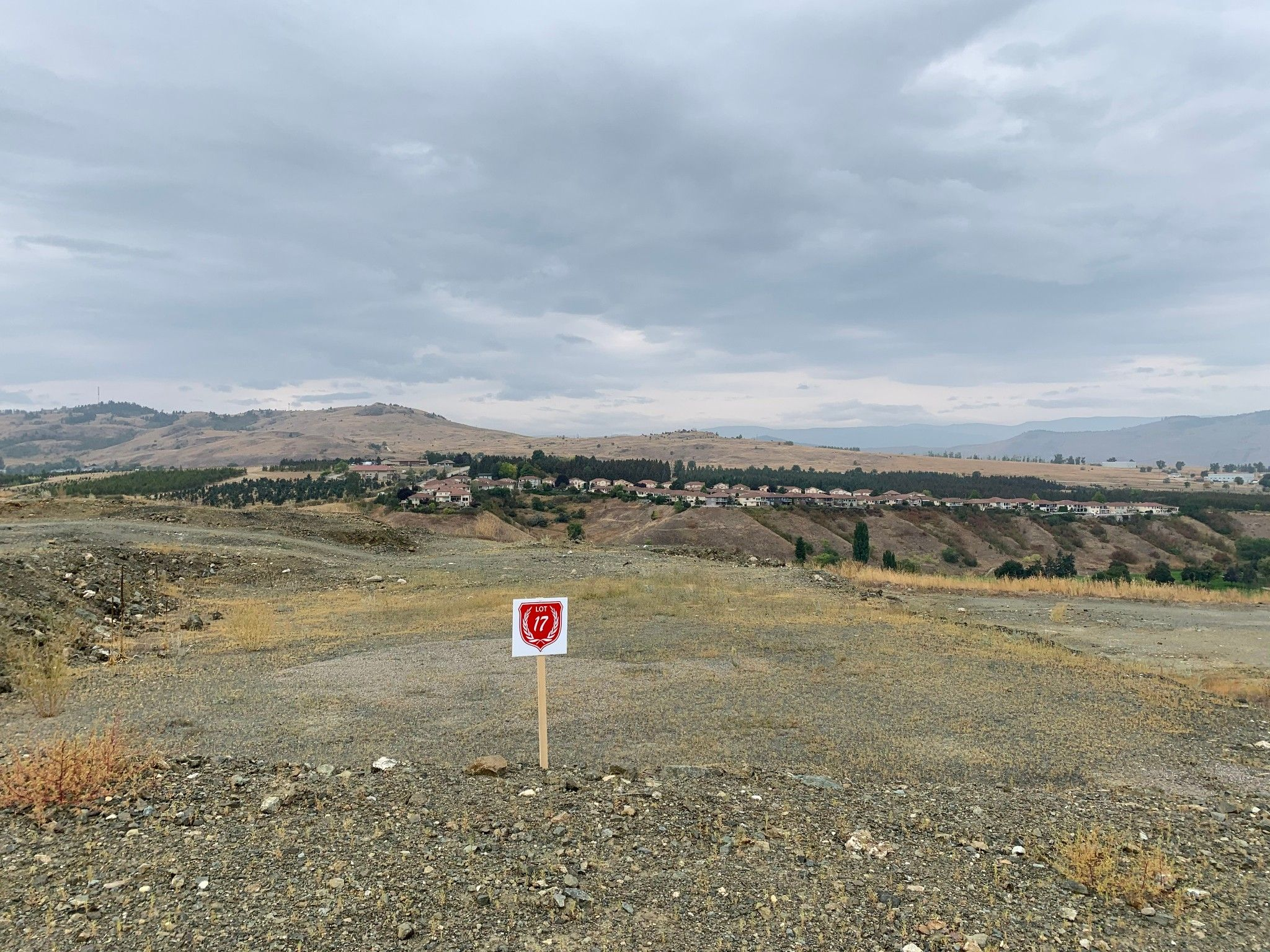 Main Photo: Lot 17 924 Mt Griffin Road in Vernon: Middleton Mountain Vacant Land for sale (North Okanagan)  : MLS®# 10215253