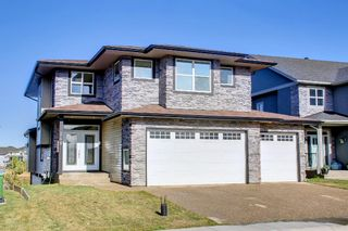 Photo 1: 248 KINNIBURGH Circle: Chestermere Detached for sale : MLS®# A1153483