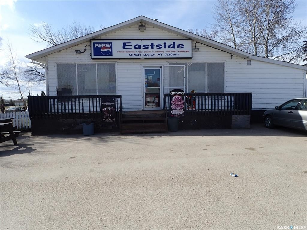 Main Photo: 601 3rd Street East in Meadow Lake: Commercial for sale : MLS®# SK833288