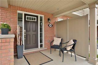 Photo 2: 564 Attenborough Terrace in Milton: Willmont House (3-Storey) for sale : MLS®# W3799819