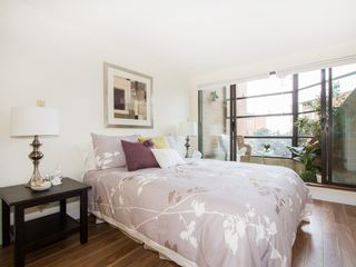 """Photo 17: 104 811 W 7TH Avenue in Vancouver: Fairview VW Townhouse for sale in """"WILLOW MEWS"""" (Vancouver West)  : MLS®# V1110537"""