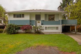 Photo 1: 3669 VINCENT Street in Port Coquitlam: Glenwood PQ House for sale : MLS®# R2057240