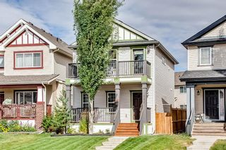Photo 1: 216 Copperpond Road SE in Calgary: Copperfield Detached for sale : MLS®# A1034323