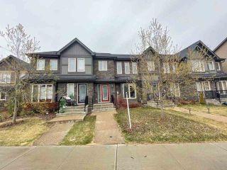 Photo 1: 3062 KESWICK Way in Edmonton: Zone 56 Attached Home for sale : MLS®# E4241922
