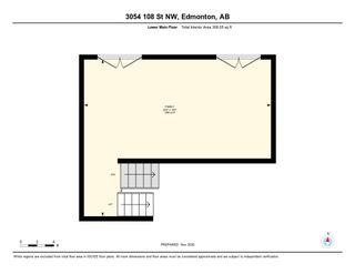 Photo 44: 3054 108 Street in Edmonton: Zone 16 Townhouse for sale : MLS®# E4228710