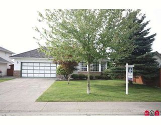 "Photo 1: 18636 62A Avenue in Surrey: Cloverdale BC House for sale in ""Eaglecrest"" (Cloverdale)  : MLS®# F2826073"