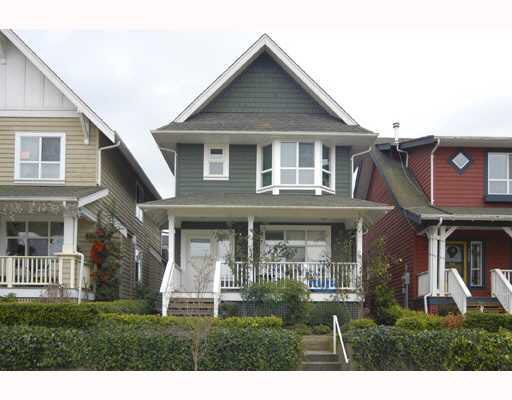 Main Photo: 1488 SALTER STREET in : Queensborough House for sale : MLS®# V800697