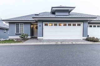 "Photo 2: 43 2068 WINFIELD Drive in Abbotsford: Abbotsford East Townhouse for sale in ""THE SUMMIT AT ROSEHILL"" : MLS®# R2242143"