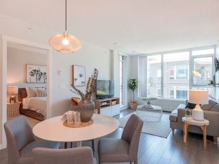 """Photo 7: 506 3281 E KENT AVENUE NORTH in Vancouver: South Marine Condo for sale in """"RHYTHM"""" (Vancouver East)  : MLS®# R2601108"""