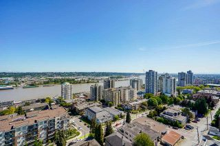 """Photo 31: 1702 320 ROYAL Avenue in New Westminster: Downtown NW Condo for sale in """"Peppertree"""" : MLS®# R2583293"""
