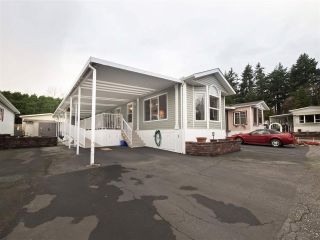 """Photo 17: 81 2270 196 Street in Langley: Brookswood Langley Manufactured Home for sale in """"Pineridge Park"""" : MLS®# R2224829"""