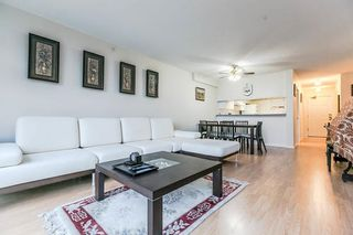 """Photo 4: 404 1199 EASTWOOD Street in Coquitlam: North Coquitlam Condo for sale in """"THE SELKIRK"""" : MLS®# R2151321"""