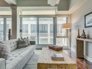 Photo 10: 233 Carlaw Ave Unit #610 in Toronto: South Riverdale Condo for sale (Toronto E01)  : MLS®# E3917314