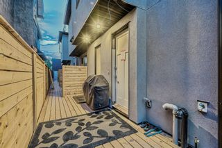 Photo 44: 1103 4 Street NE in Calgary: Renfrew Row/Townhouse for sale : MLS®# A1145129
