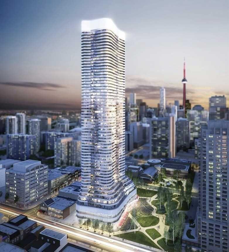 Main Photo: 5012 11 Wellesley Street in Toronto: Bay Street Corridor Condo for lease (Toronto C01)  : MLS®# C5314764
