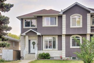 Main Photo: 4512 20 Avenue NW in Calgary: Montgomery Semi Detached for sale : MLS®# A1132151